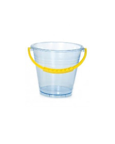 Plasto - Small Transparent Bucket
