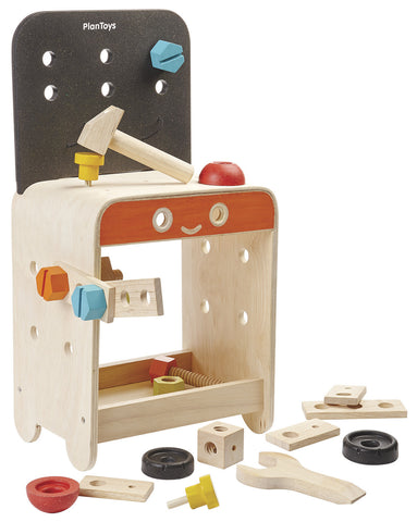 Plan Toys - Wooden Workbench