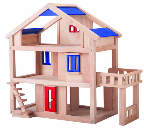 Plan Toys - Terrace Dollhouse
