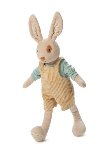 Ragtales - Alfie Brown Rabbit Soft Toy