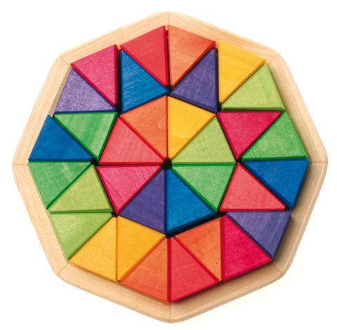 Grimm's - Wooden Octagon - 32 Triangles