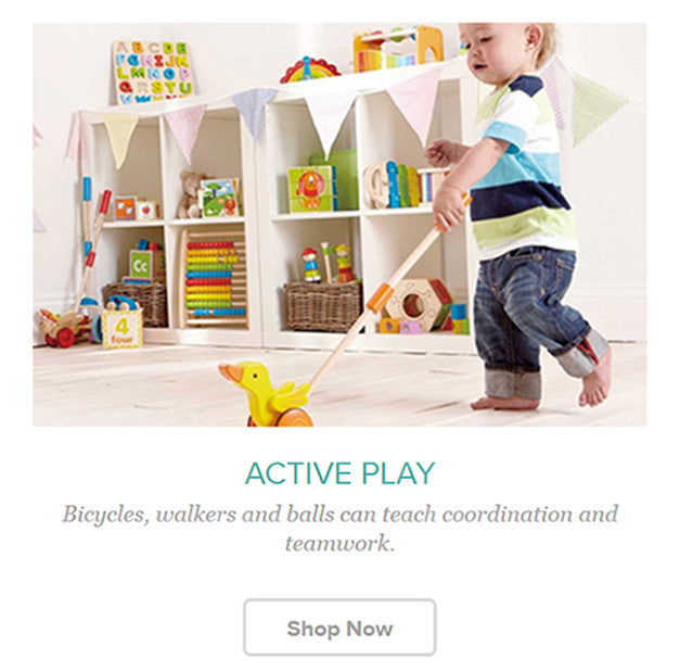 Push Pull Toys | Good to Play