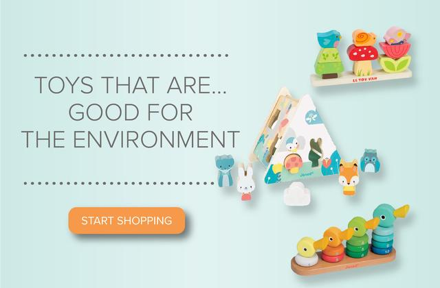 Toys that are good for the Environment