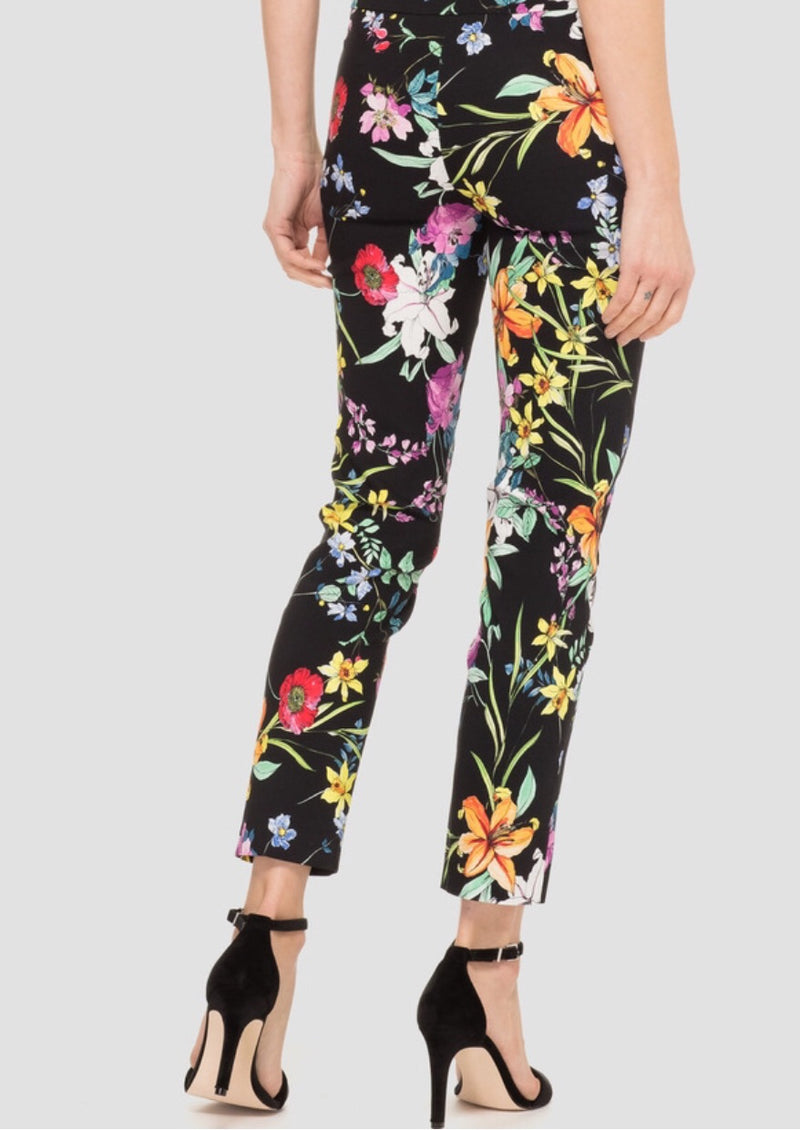 Joseph Ribkoff Floral Pant Style #191666