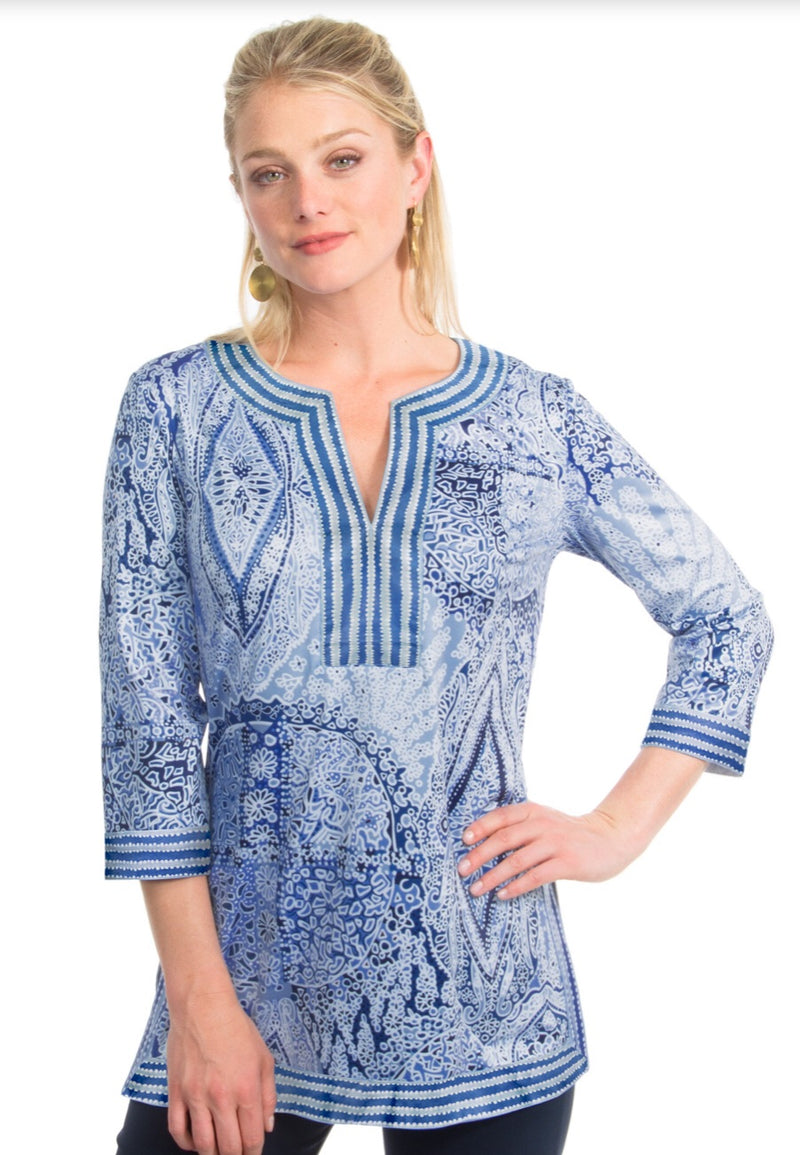 Gretchen Scott Grand Bazaar Tunic