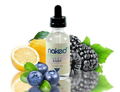 Naked - Very Berry- 60ml