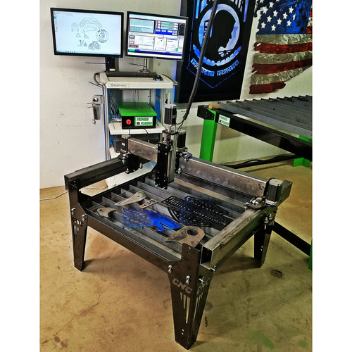 Premier Plasma Cnc Tables
