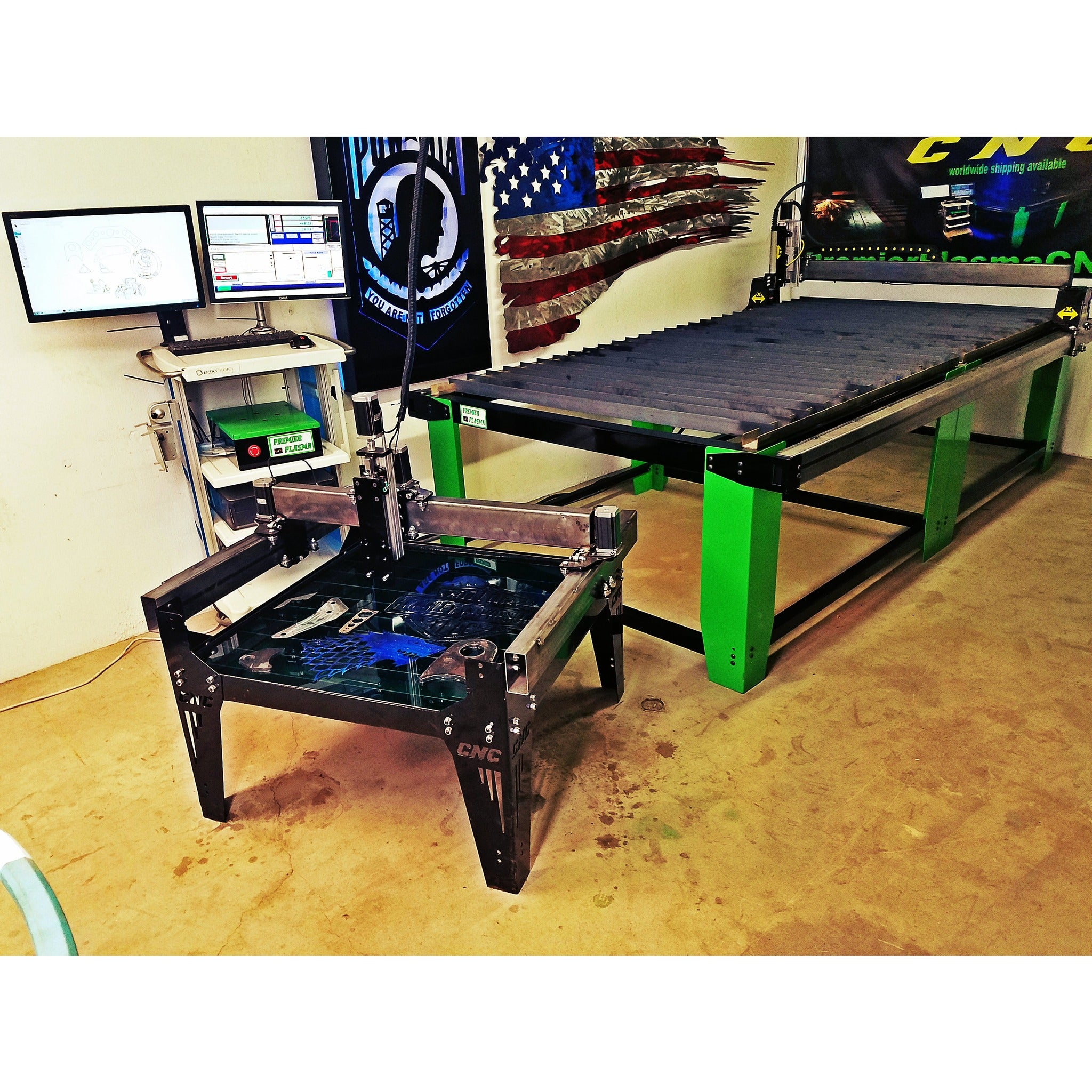 automated steel table beamline cnc plasma metaltek robotic image