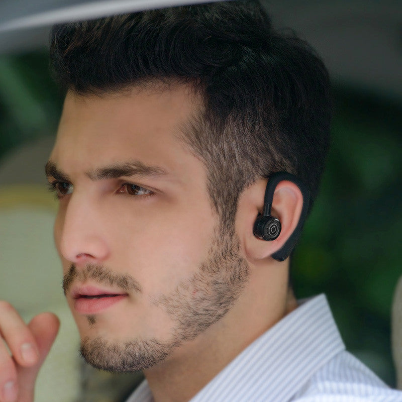 Handsfree Business Noise Cancelling Bluetooth Headphone 9