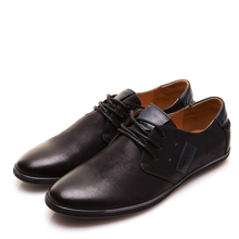 Plus Size Men Casual Lace-up Shoes