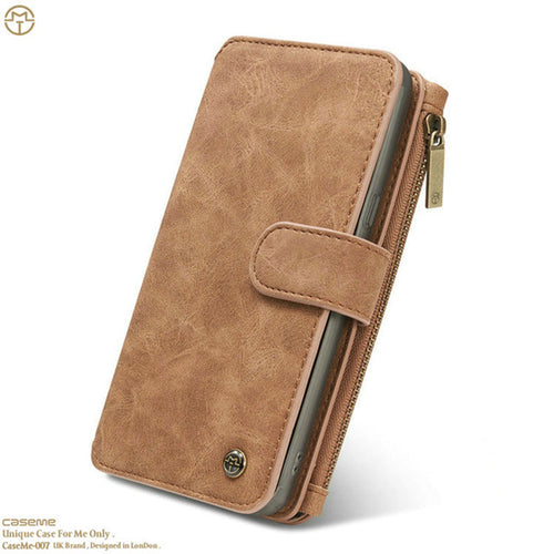Fashion Brand Multi Functional Magnetic Removable Wallet For Samsung/iPhone