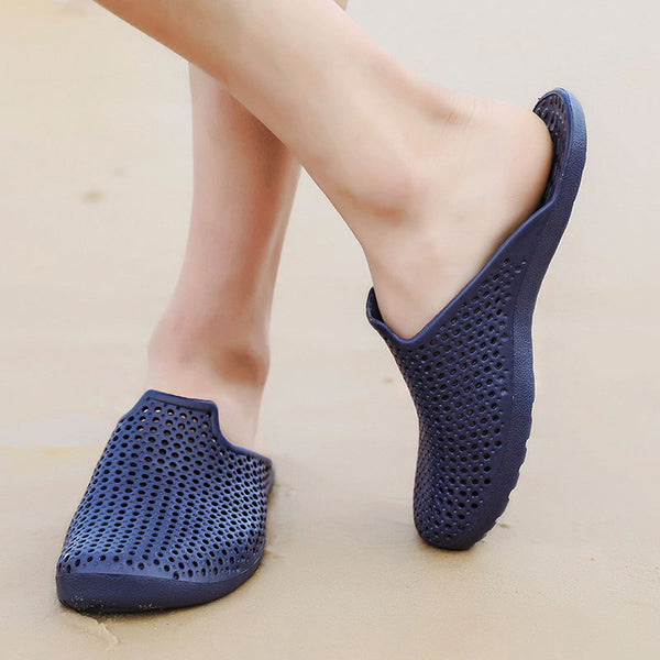 Lightweight Massage Beach Non-slide Male Slippers