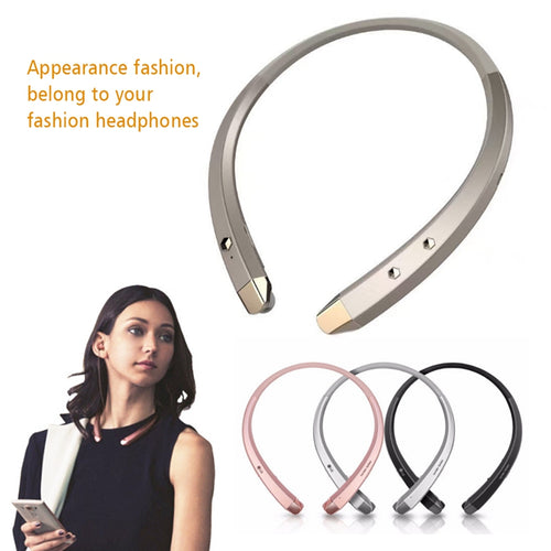 Fashion Sport Universal Wireless Bluetooth Headset