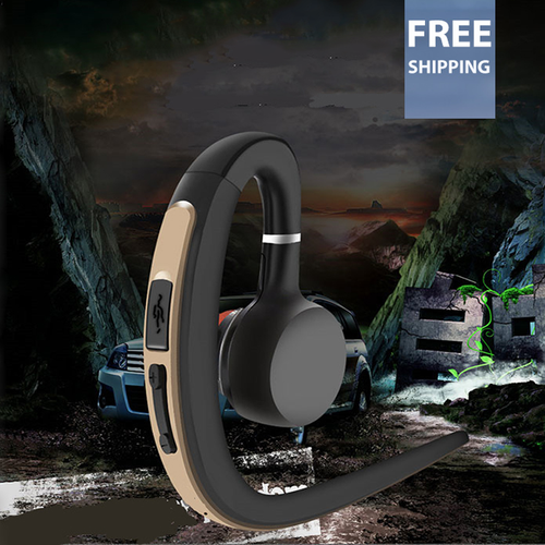 Business Bluetooth V4.1 Sport Wireless Rotatable Music Earphone