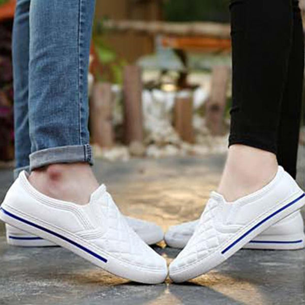High Quality Fashion Couple breathable Leisure Flat Shoes
