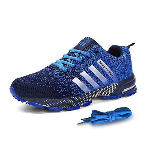 New Outdoor Breathable Mesh Light Sneakers