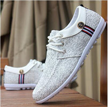 2018 New arrival Casual Breathable Flats Men Shoes