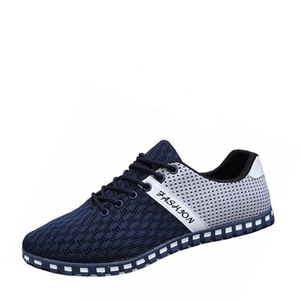 Fashion Breathable Autumn Flats Sports Shoes