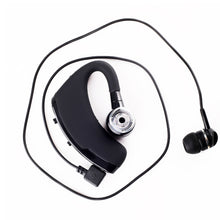 Business Handsfree Bluetooth Headset With Mic Voice Control