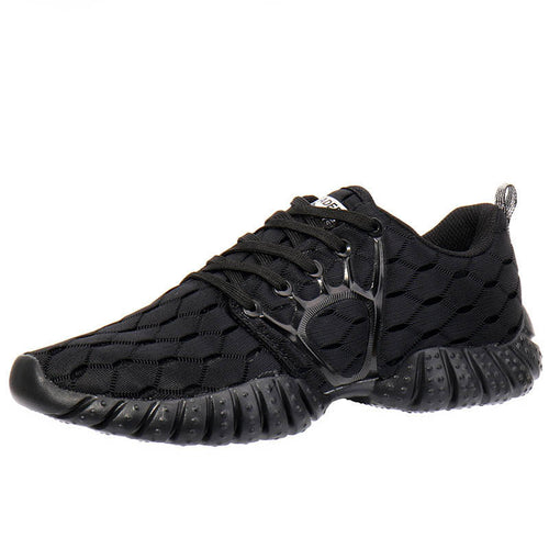 New Unisex Plus Size Breathable Running Shoes