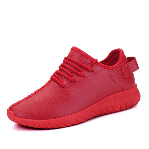 Unisex Plus Size Breathable Sneakers