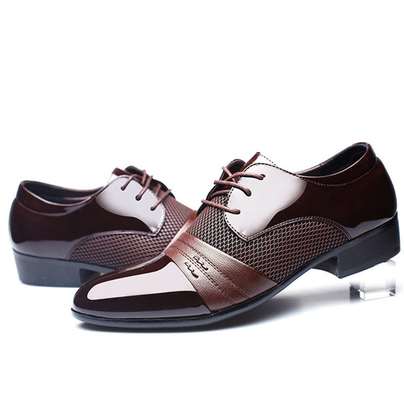 Luxury Brand Men S Classic Oxford Shoes