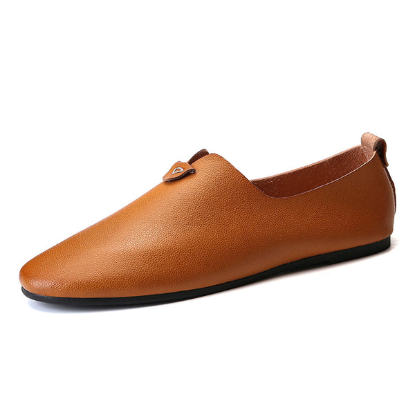 Soft Side With One Foot Men's Loafers