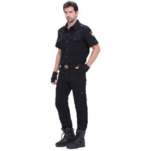 2018 Military Tactical Breathable Multi-Pocket Casual Pants