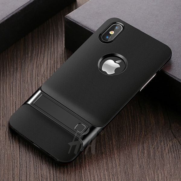 Luxury 360 Protective Case For iPhone X