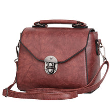 2018 New Vintage Casual Women PU Leather Handbags
