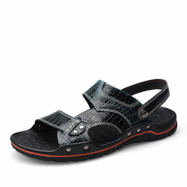 2018 Summer New Mens Beach Sandals