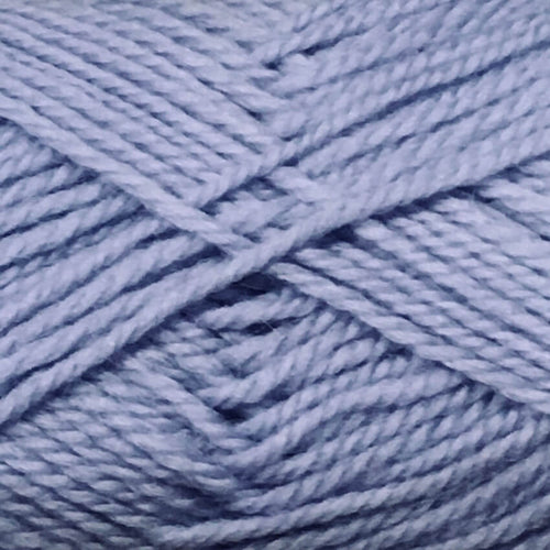 Woolly Rainbow 8ply Machine Wash 4 Pale Blue