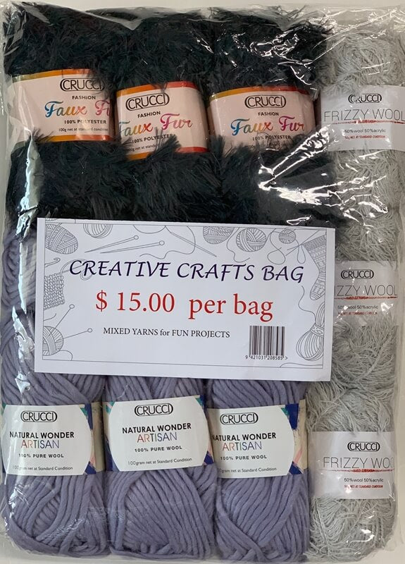 Creative Crafts Bag
