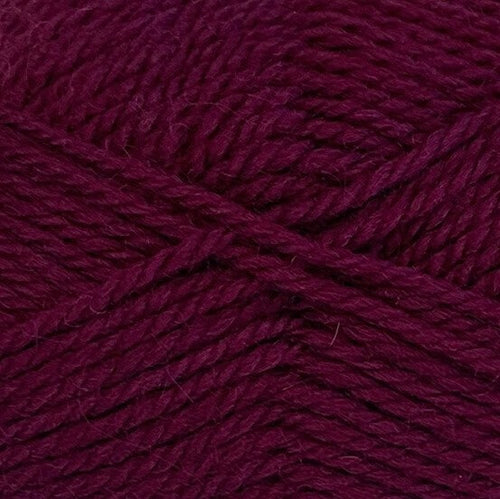 Crucci 8ply Soft M/Wash Pure Wool 184 Mulberry