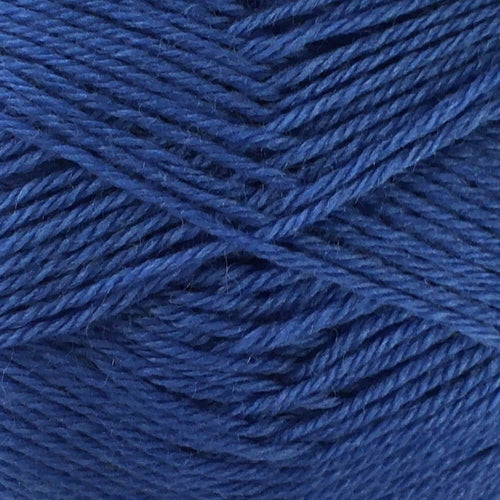 Crucci 4ply Pure NZ Wool Soft 10 Pro Blue