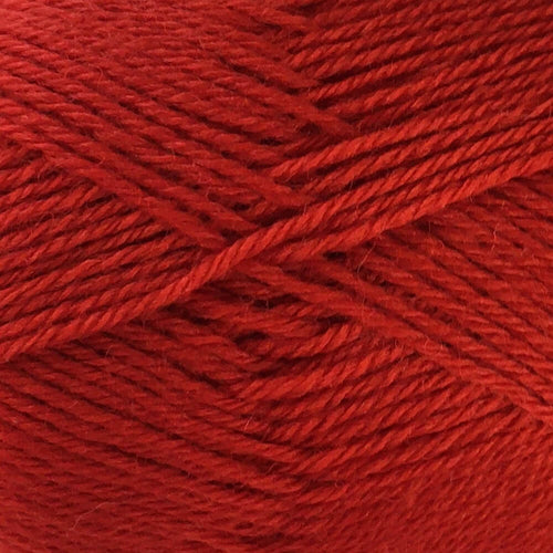 Crucci 4ply Pure NZ Wool Soft 14 Cinnamon