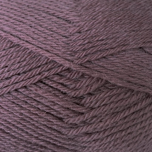Crucci 4ply Pure NZ Wool Soft 16 Pretty Mauve Pink
