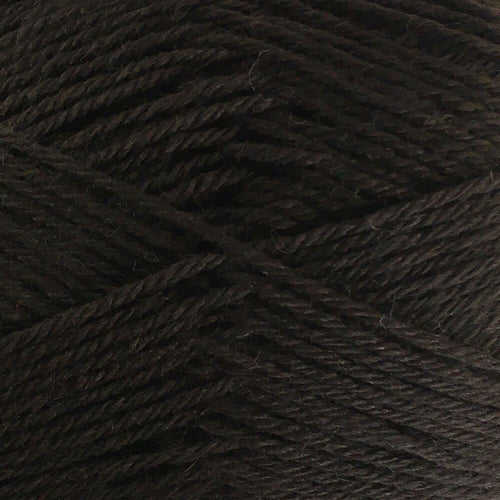 Crucci 4ply Pure NZ Wool Soft 4 Chocolate