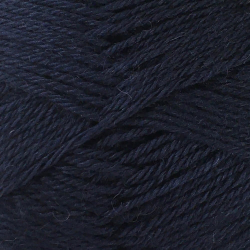 Crucci 4ply Pure NZ Wool Soft 9 Midnight