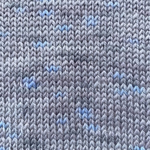 Woolly Jack and Jill 4ply 144* Silver Blue