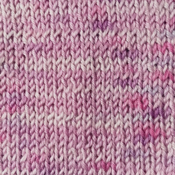 Woolly Jack and Jill 4ply Wool 145 Pink Lilac