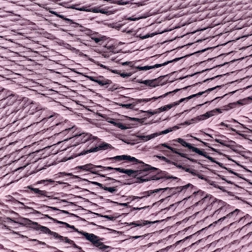 Crucci Pure Cotton 8ply 111 Pale Mauve