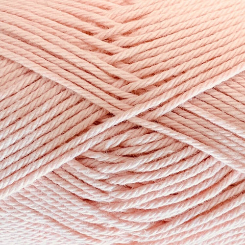 Crucci Pure Cotton 8ply 104 Blush