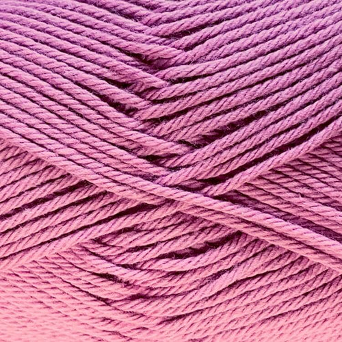 Crucci Pure Cotton 8ply 109 Clover Pink