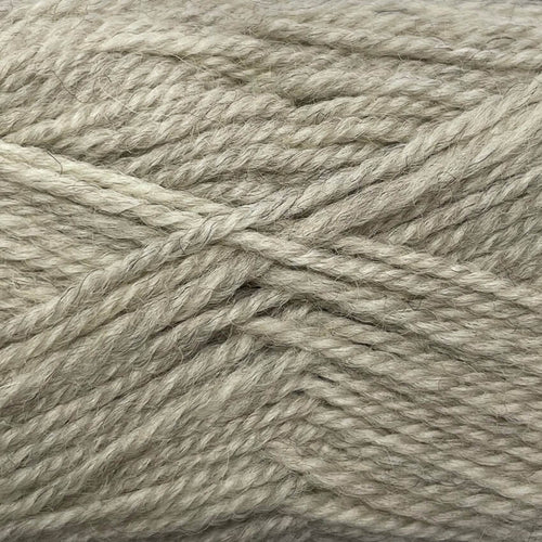 Woolly Red Hut Naturals 8ply Wool 101 Oatmeal