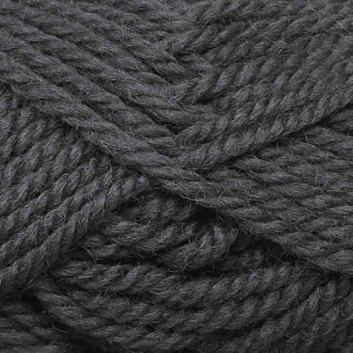 Woolly 12ply Pure Wool Machine Wash 10 Charcoal