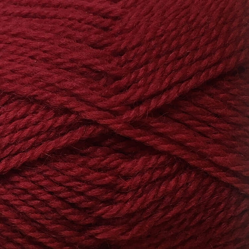 Woolly 12ply Pure Wool Machine Wash 5 Wine