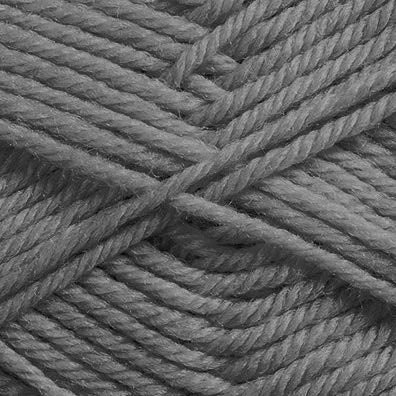 Woolly 4ply M/Wash Pure Wool 12 Concrete