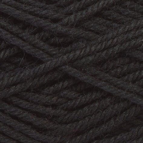 Woolly 4ply M/Wash Pure Wool 21 Charcoal