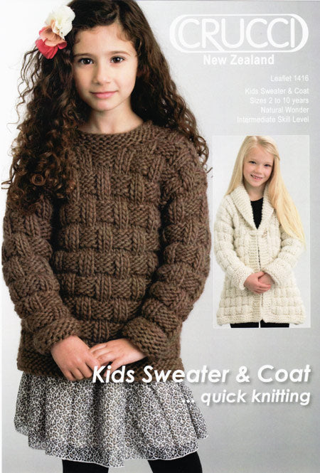 Crucci Pattern 1416 Natural Wonder